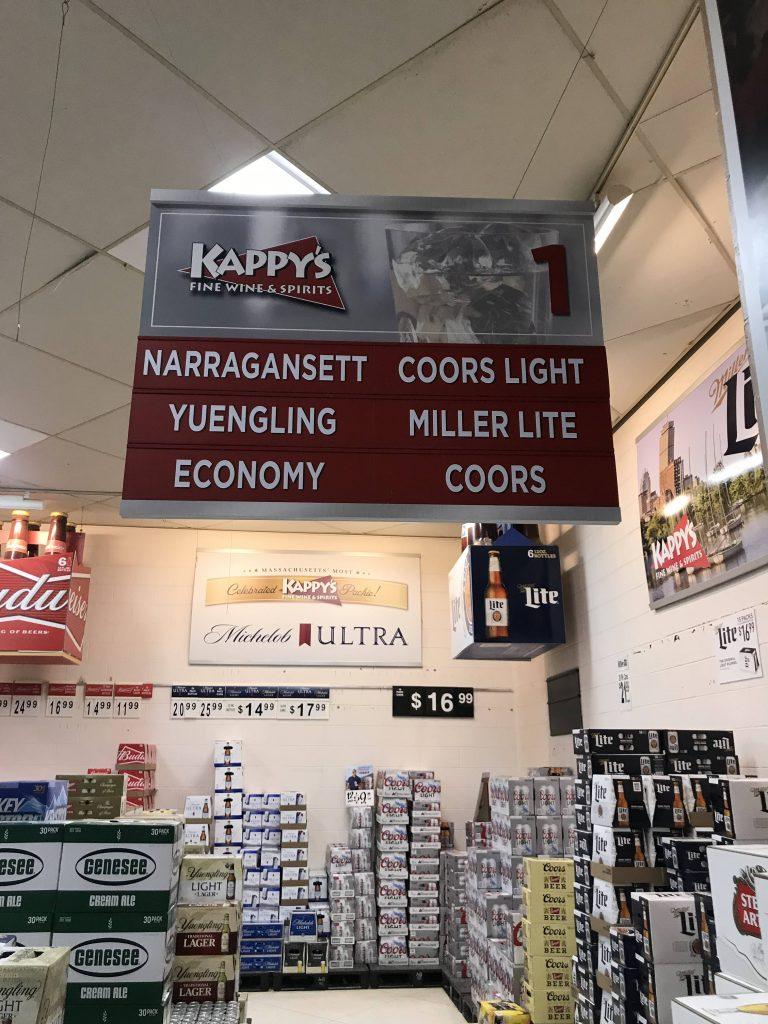 Sign Installation Saugus MA