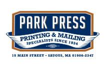 Park Press Printers Portfolio